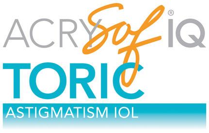 AcrySof® IQ Toric IOL Logo